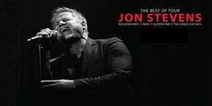 Jon Stevens 'Best Of' Tour