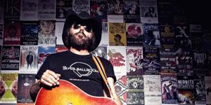 Eddie Spaghetti of Supersuckers Live in Australia