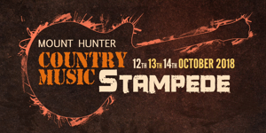 Mount Hunter Country Music Stampede