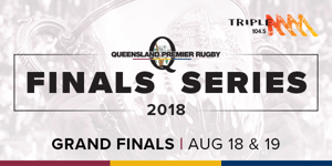 2018 Queensland Premier Rugby Finals - Grand Finals Sunday