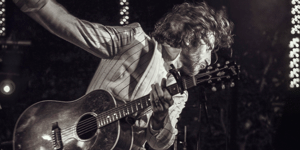 Tim Rogers at Black Duck Brewery