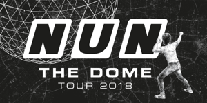 "NUN ""The DOME"" LP Launch"