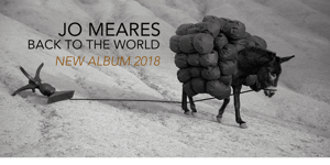 Jo Meares album launch with The Shifting Sands