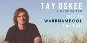 Tay Oskee black smoke tour