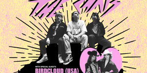 The Chats + Birdcloud (USA) + Sweet Banana + Earth Bloomers