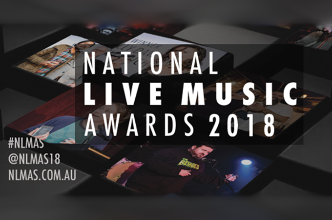 National Live Music Awards - Perth The Sewing Room Perth
