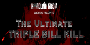Triple Bill Kill - At The Gates / The Haunted / Witchery
