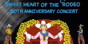 Jason Walker - Sweetheart Of The Rodeo 50th Anniversary Tribute Show