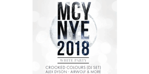 MCY . NYE . White Party