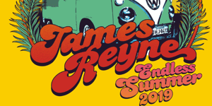 James Reyne - Endless Summer Tour