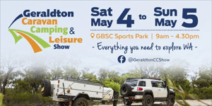 The Geraldton Caravan, Camping & Leisure Show