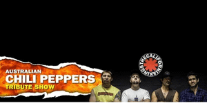 Red Hot Chili Peppers show by The California Kings
