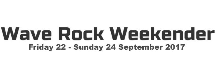 Wave rock weekender ticket sales powered by oztix oztix online outlet publicscrutiny Images